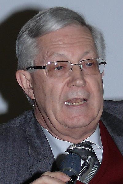 Ministerialdirigent Ulrich Futter informiert in VS-Weigheim über die JVA Villingen-Schwenningen