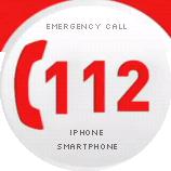 Smartphone - Notrufnummer jetzt antippen!